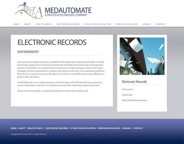 MedAutomate Interior